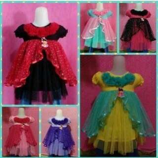 Aneka dress Shopia 1-12 th