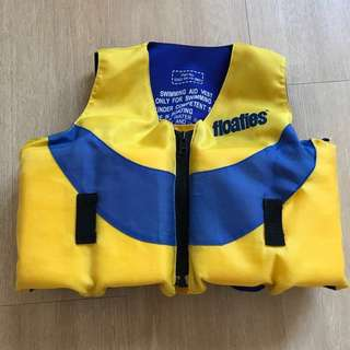 Floaties Child Float Vest
