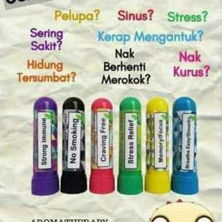 Aroma inhaler