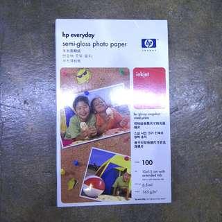 HP Photo Paper 4R (100pcs)
