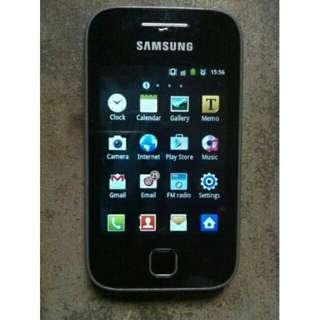 Preloved Handphone Samsung