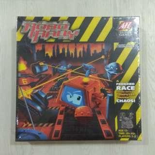 *BNIB* Robo Rally board game 2005 edition