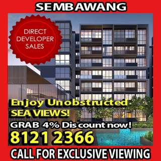 🌟SPECIAL DISCOUNT PROMOTION, Unobstructed Sea View, Free Shuttle Bus, Sembawang Condo, Kandis Residences