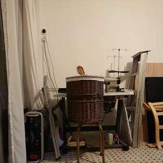 Laundry Basket. 洗衣籃