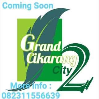 Grand Cikarang City 2 ( Grand Launching tahap 2)