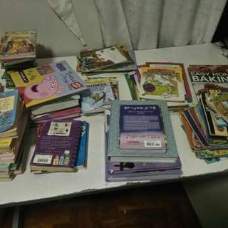 Huge bundle of books