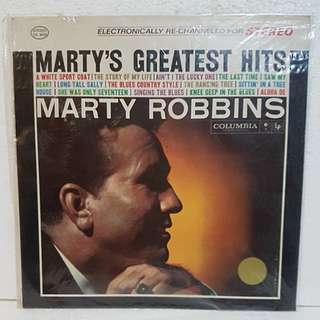 Marty Robbins - Marty's Greatest Hits Vinyl Record