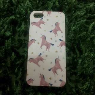 Cute Unicorn iPhone 5/5s/SE Case
