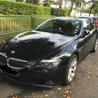 BMW 650i LCI SG
