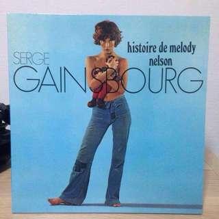 Serge Gainsbourg - Histoire De Melody Nelson [Vinyl Record/LP]