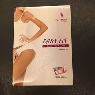 Easy Fit slim patch