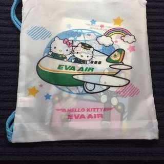 🚚 長榮航空 HELLO KITTY 飛機 貼紙遊戲包