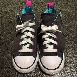 Converse High-cut Sneakers Size 10
