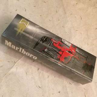 🆕 Marlboro F1 (Limited Edition Design) cigarette Gold pack collectables