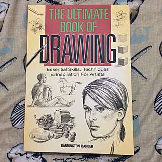 BrandNew The Ultimate Book of Drawing