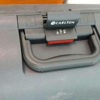 Carlton luggage travel bag