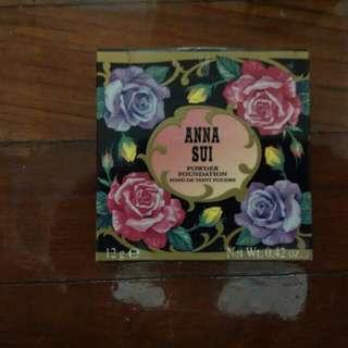 ANNA SUI POWDER FOUNDATION 臉粉NET WEIGHT 0.42oz