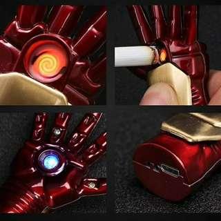 Iron man 正版打火不議