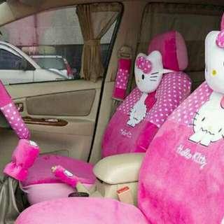 Sarung Jok dan Bantal Mobil Khusus Agya dan Ayla