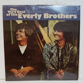 The Very Best Of The Everly Brothers Vinyl Record