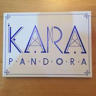 KARA - Pandora [5th Mini Album]
