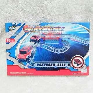 96pcs Mini Bridge Racing II Trackset