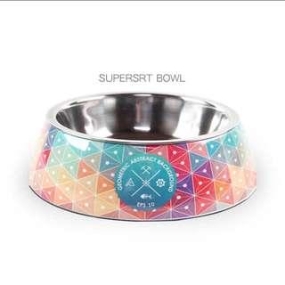 Galaxy Dog Bowl