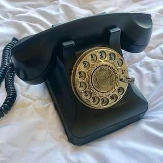 仿古 懷舊 座枱電話