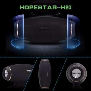 Hopestar H20 bluetooth speaker. BUILT-IN SUBWOOFER/SUPER LOUD/JBL XTREME SIZE/31 WATTS/