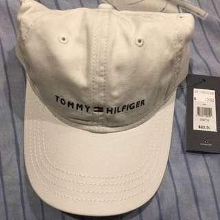 Tommy白色帽子(全新)