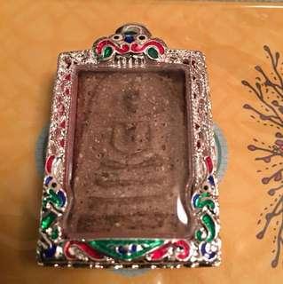 Thai Amulet somdej micro casing