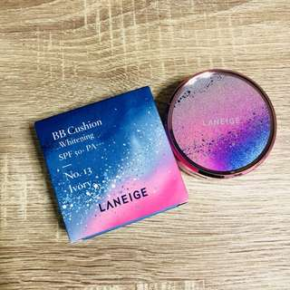 BN Laneige BB Cushion Whitening No. 13 Ivory