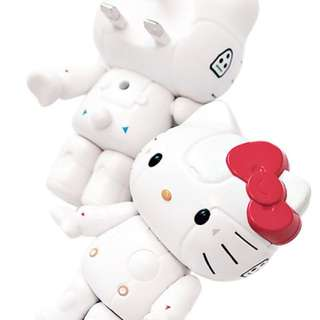 Sanrio Robotics Institute hello kitty usb 變壓充電器