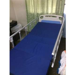 [URGENT]Hopkin Triple Crank Manual Hospital Bed