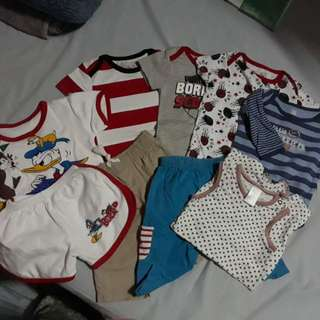 Baby boy clothes Brandnew/preloved