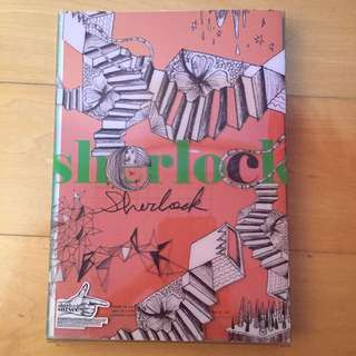 SHINee - Sherlock [4th Mini Album]