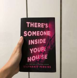 theres someone inside your house (horror story)