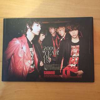 SHINee - 2009 Year of Us [3rd Mini Album]