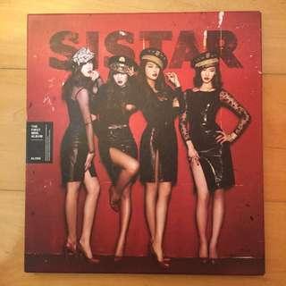 Sistar - Alone [1st Mini Album]