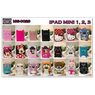 CODE: MG-0029 Character Case for IPAD Mini 1,2,3