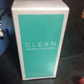 Sealed Instock Official Wanna one CLEAN PERFUME WARM COTTON KANG DANIEL