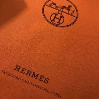 🚚 Hermès 紙袋(含各式精品紙袋)