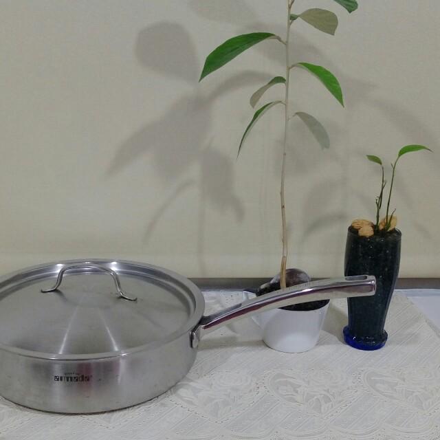 亞曼達依利沙白系列不繡鋼平底鍋28公分原價4600