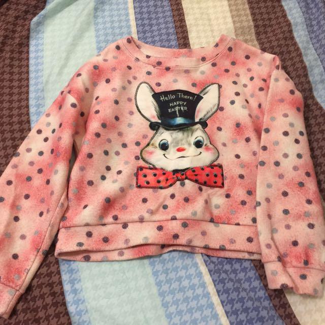 (50元專區)童趣兔子衣