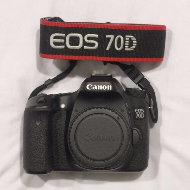 70D body only Canon