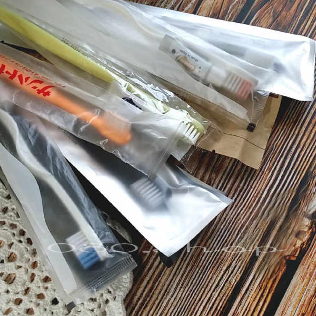 生活用品/外出清潔用品拋棄式免洗牙刷