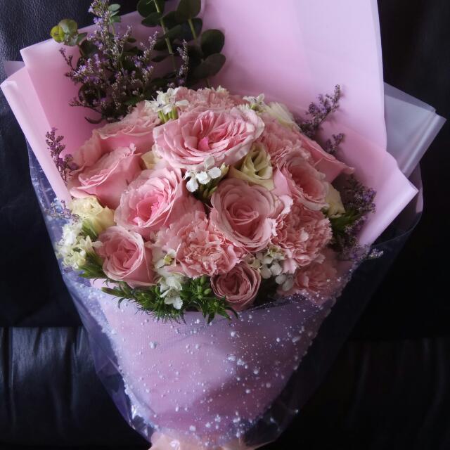 😍💐鮮花花束  Fresh Flower Bouquet