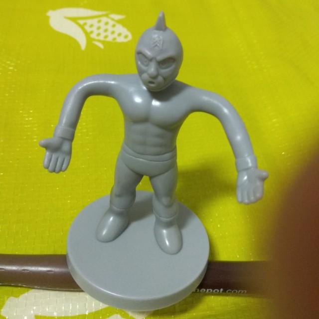 筋肉人 公仔 模型 玩具