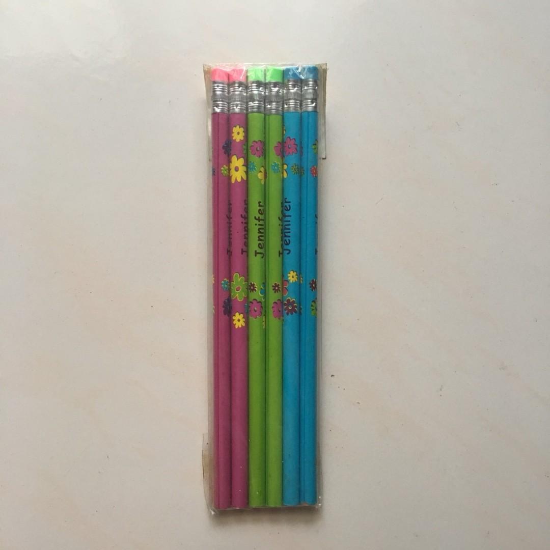 全新 Jennifer 鉛筆