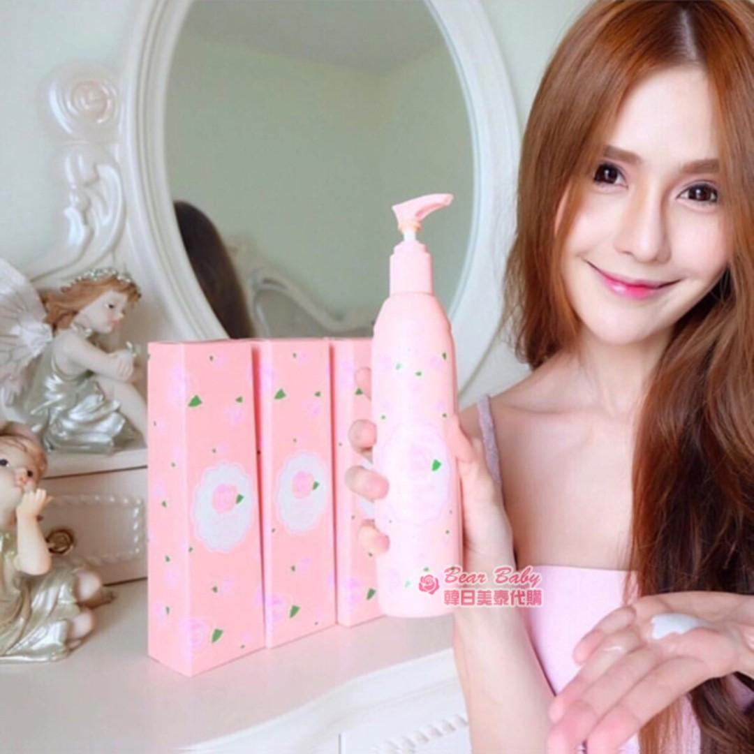 泰國代購 Little Baby 莓果靚白身體乳(250ml)